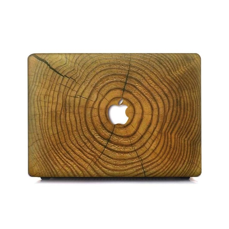 Macbook Case | Oil Painting Collection - Aged Wood