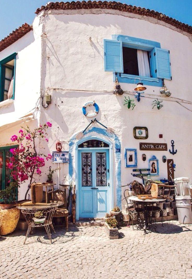 Antık Cafe - Alaçatı, Turkey