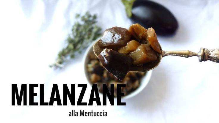 MELANZANE ALLA MENTUCCIA - RICETTE DI GABRI Kitchen Brasita
