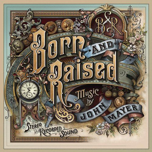 John Mayer - Born and Raised: Album Covers, Rai, John Mayer, Graphicdesign, Graphics Design, David Smith, Album Art, Covers Art, Mayer Born