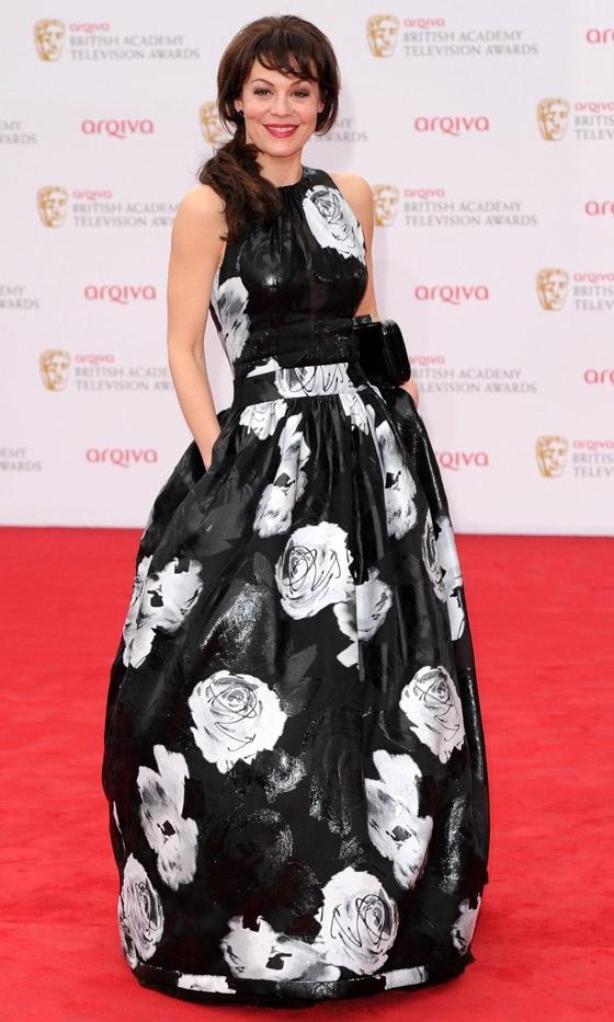 HELEN McCRORY-BAFTAS 2013