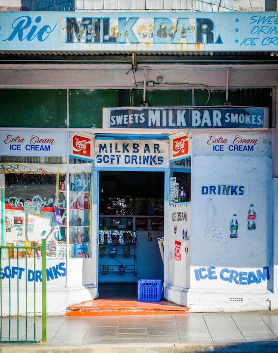 Photographing the Last of the Milk Bars | VICE | United States