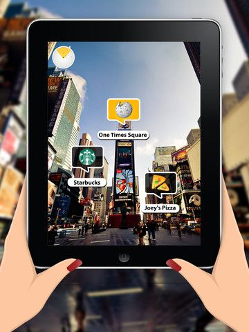 TRAVEL: WIKITUDE Augmented Reality Browser