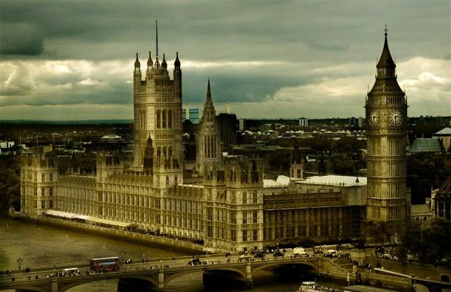 Sunset in London. Realizada por #fotografo #evento #madrid #decograph.es