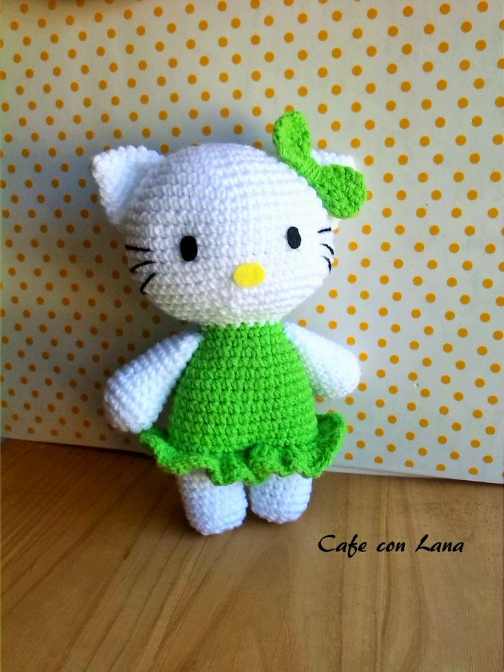 498 best HELLO KITTY images on Pinterest | Hallo kitty häkeln ...