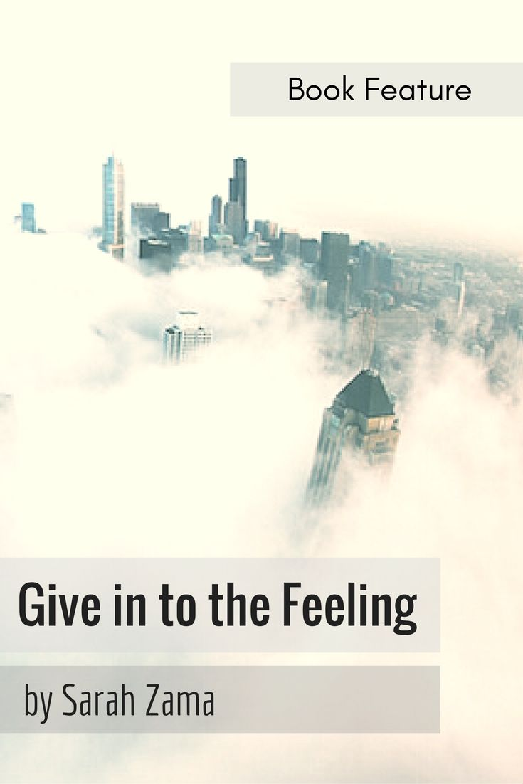 Book Feature: Give in to the Feeling by Sarah Zama - Roaring Twenties Chicaga, a haunted speakeasy... a woman meets a man