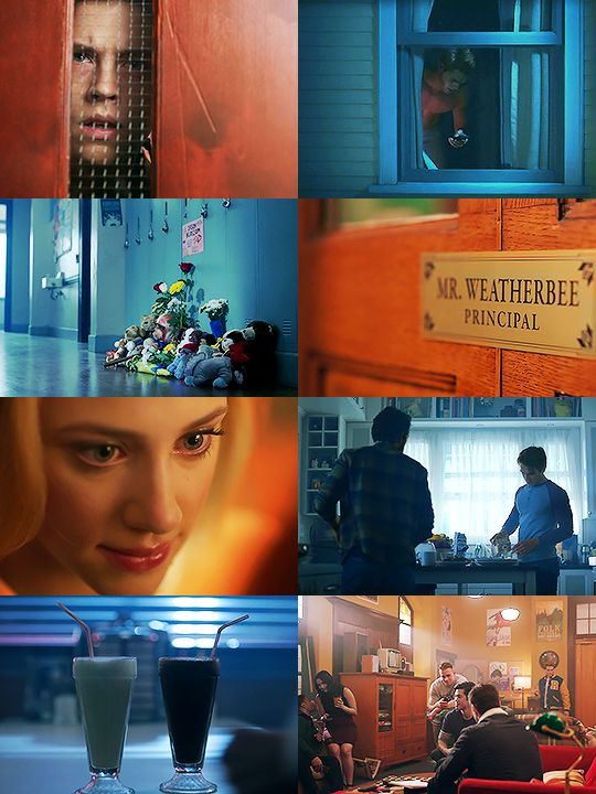This show sucks, but the cinematography is nice. (EXCUSE YOU DID YOU JUST SAY THE SHOW SUCKED) #Riverdale