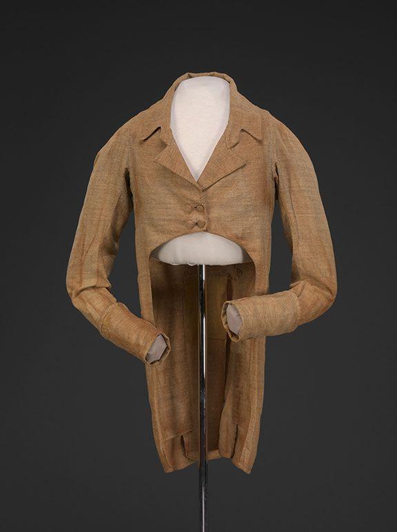 Homespun Coat
