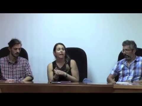 """MESA REDONDA: ¿QUÉ ESPERAN LAS EMPRESAS DE NUESTROS TITULADOS? . Más información en el Blog de Ciencias Básicas """"Carlos Bas, """"http://bibwp.ulpgc.es/carlosbas/"""