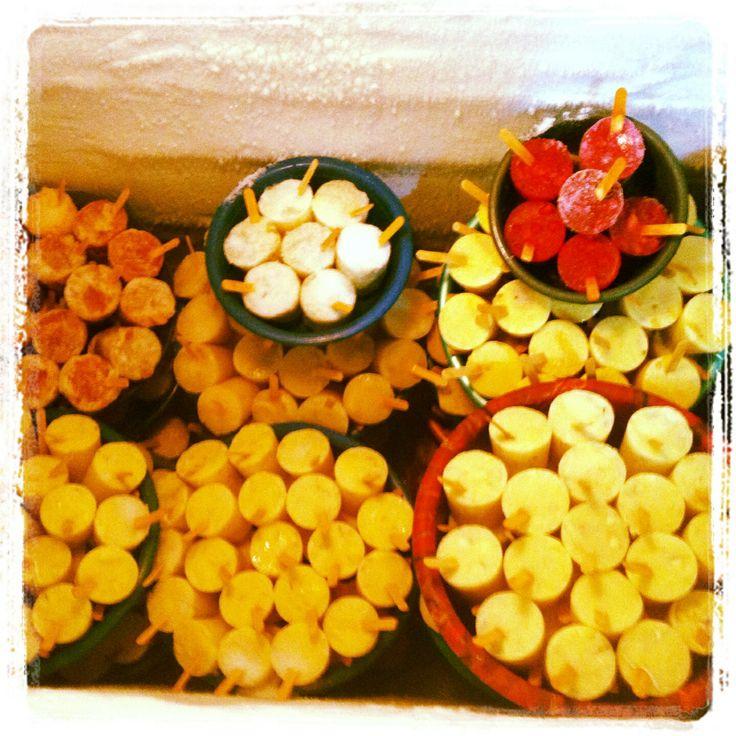 Pilones Paletas De Frutas Hondure 241 As Honduran Recipes