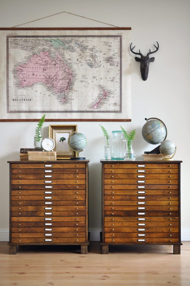 Upcycling how-to: an AMAZING chest of drawers transformation