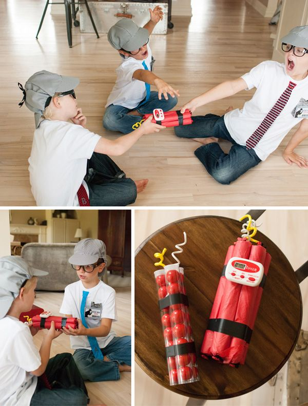 The stick dynamite and gumball dynamite tubes KILLED me!