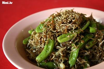 맛있는 요리 레시피 - 리미의 레시피 ::Rimi.kr:: - 고추 잔멸치볶음