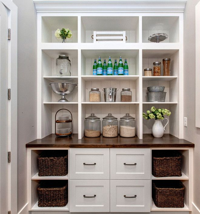 Built In Kitchen Pantry Ideas: 1000+ Ideas About Kitchen Pantry Cabinets On Pinterest