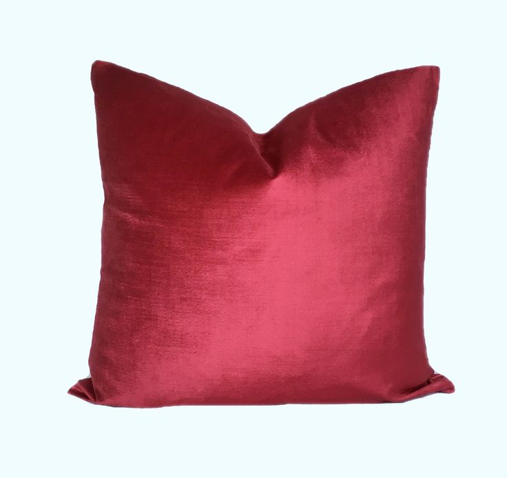 Pedal to the metal pink velvet pillow - not for the faint of hear!