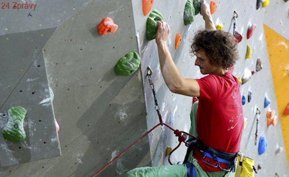Parádní výkon Adama Ondry! Na ME v lezení na obtížnost získal stříbro