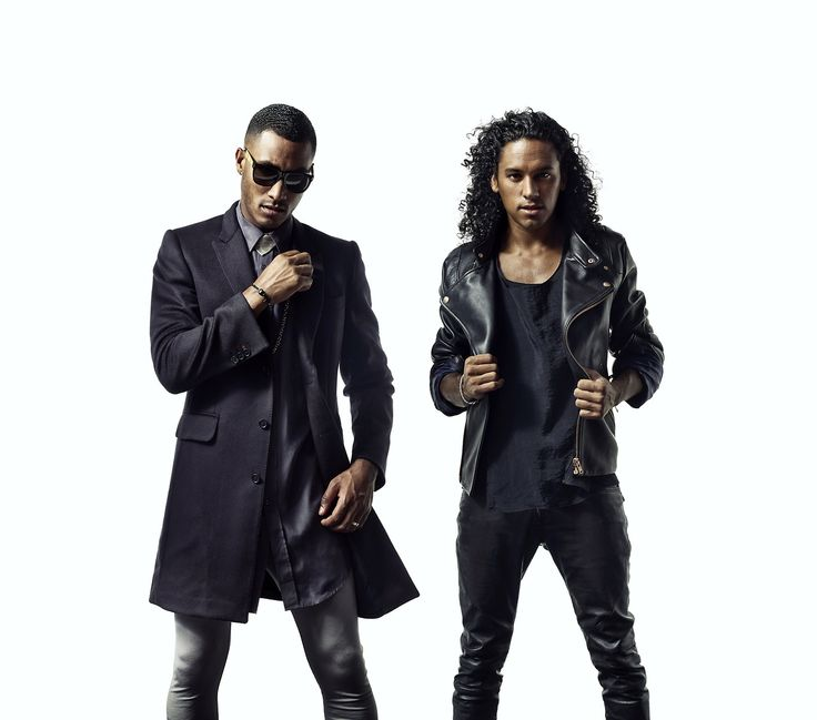 Sunnery James & Ryan Marciano by Ruud Baan. Styling Isis Vaandrager.