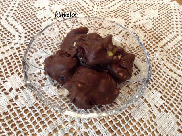 #Σοκολατάκια... ένα κέρασμα αλλοτινής εποχής #cookpadgreece