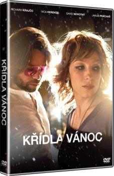 Český film Křídla Vánoc na DVD 2014.