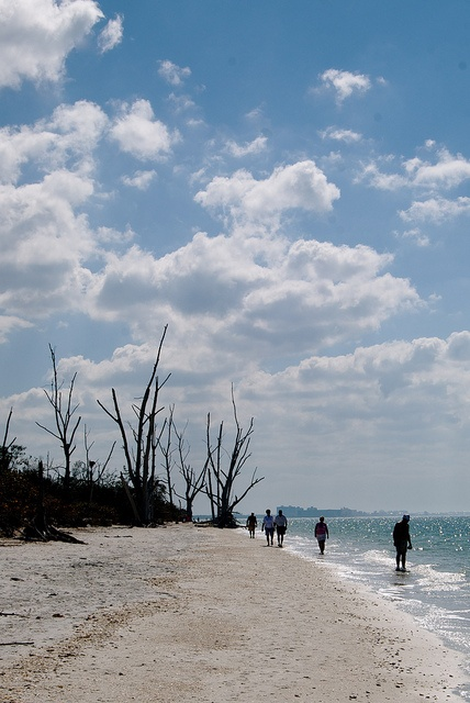 Lovers Key State Park - 8700 Estero Blvd  Fort Myers Beach, FL  For years, Lovers Key was accessible only by boat and it was said that only lovers traveled to the island to enjoy its remote and solitary beach. Today, it is one of four barrier islands that make up this state park.