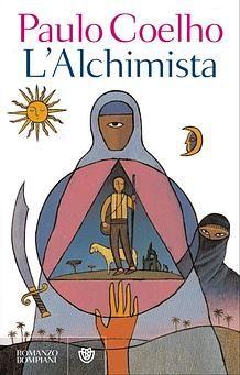 L'alchimista, fantastico racconto dell'essenza del vivere! Uno dei miei libri preferiti!