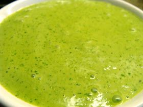 Peruvian Chicken & Aji Verde Sauce (Pio Pio green sauce)
