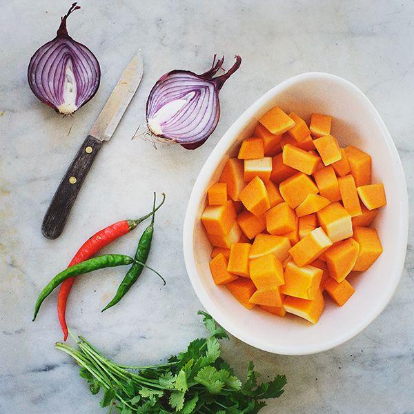 Autumnal Turkey & Pumpkin Chilli (perfect comfort food)   Amelia Freer