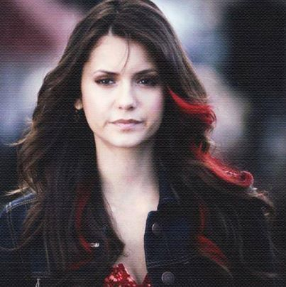 The 25 best red streaks ideas on pinterest bright red elena gilbert pmusecretfo Image collections