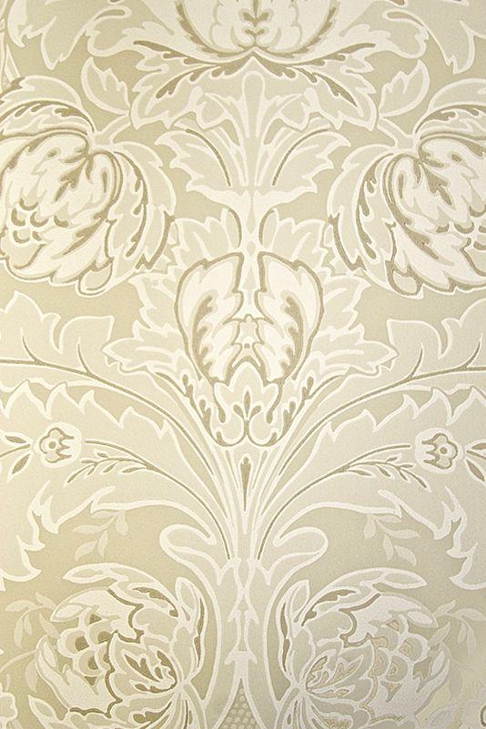 damask wallpaper glamorous and elegant - photo #9