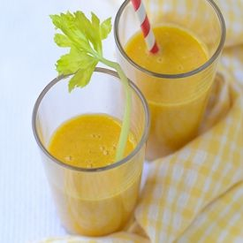 Ginger Carrot Orange Smoothies [Lisa H]