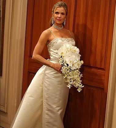 Ivy wedding dress on bold and beautiful