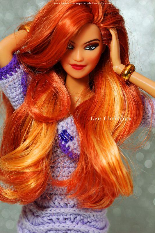 barbie dolls kira facemold