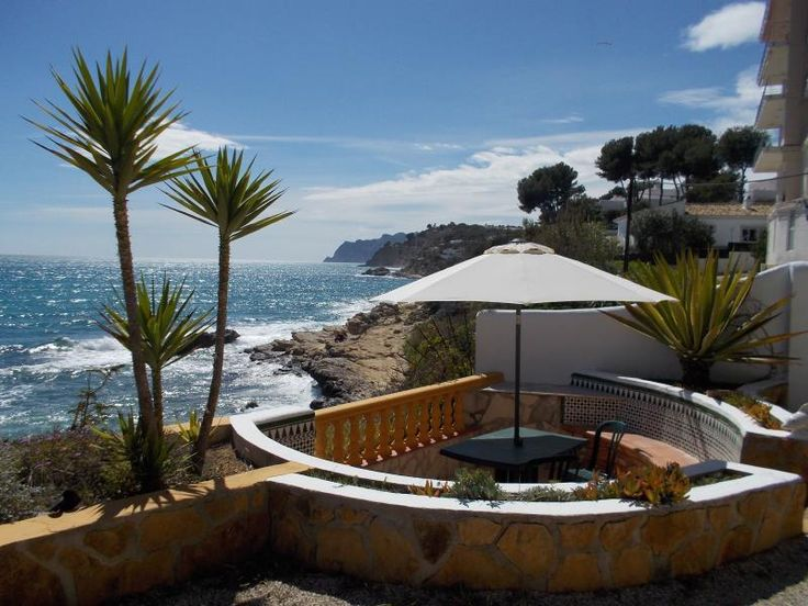3 Bedroom Apartment in Moraira to rent from £413 pw. With balcony/terrace, TV and DVD.