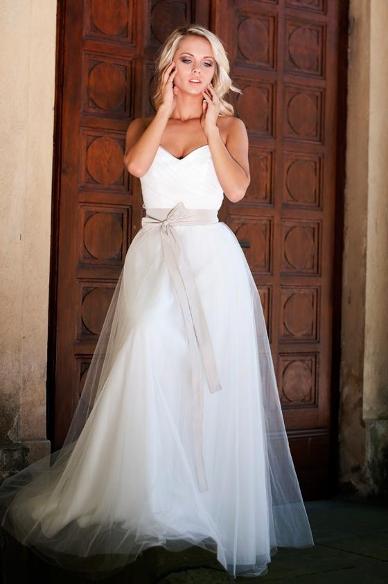 Suknia ślubna Desirer