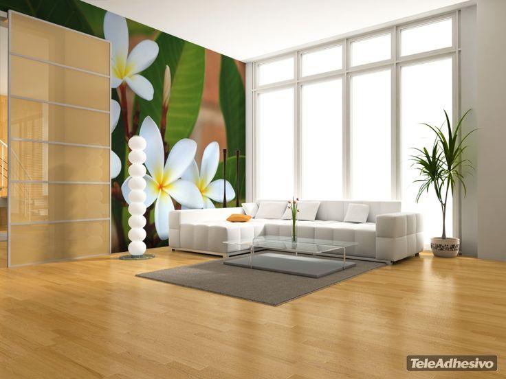 25 b sta papier peint vinyle id erna p pinterest vinyl - Decor papier peint mural ...