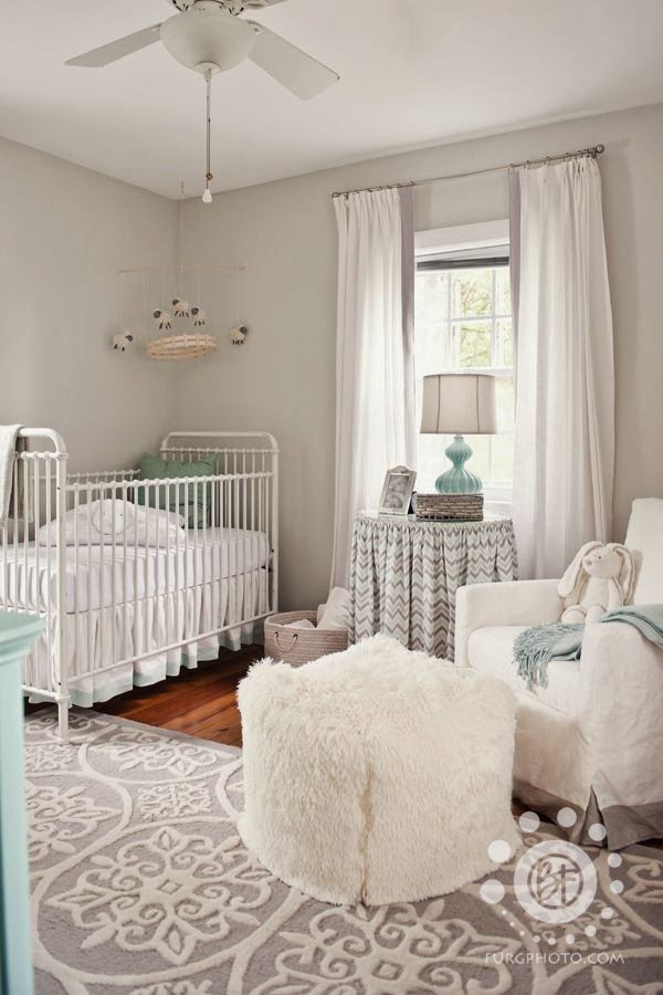 Adorable, charming kid's rooms