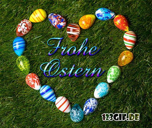 Frohe Ostern von 123gif.de – Melanie Groh
