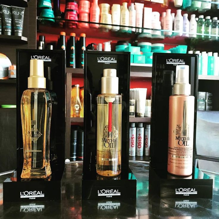L'Oreal Mythic Oil Products #loreal #professionel #mythicoil #argan #oil #preshampoo #premasque #hair #hairlove #hairlife #haircare #bestproducts