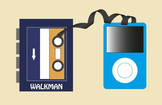 Dal walkman all'iPod, la rivoluzione della musica mobile | valentina sanesi.info