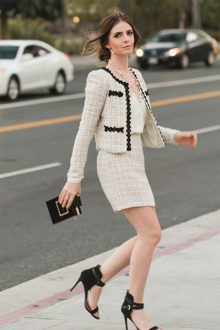 51d08f538047 Image result for tweed outfit womens | Style File 3 | Fashion ...