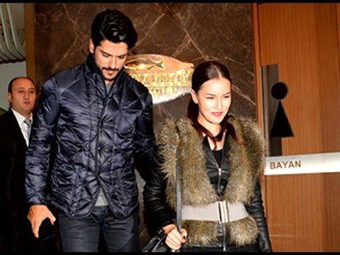 Турецкие актеры – Бурак Озчивит и Фахрие Эвджен – Спонсорство свадьбы! - YouTube