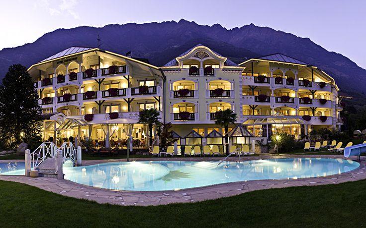 Spa & Family Resort Sonnenhof in Südtirol