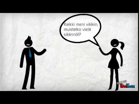 ryhmätehtävän palautus PowToon muodossa - Erisnimet ja yleisnimet - YouTube