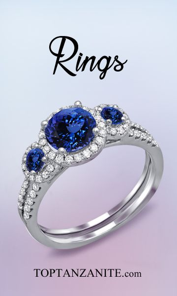 Get a unique collection of tanzanite jewelry and wedding band at toptanzanite.com.