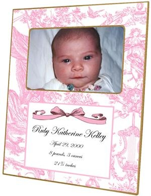 14 best baby gifts personalized images on pinterest baby feet unique baby girl gift looking for the perfect gift for a very special baby personalized picture framessorority negle Image collections