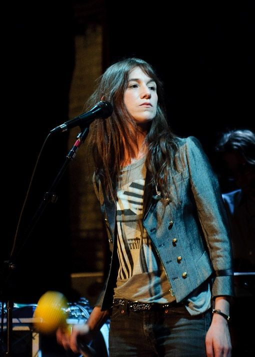 LOVE. Ms. Charlotte Gainsbourg.