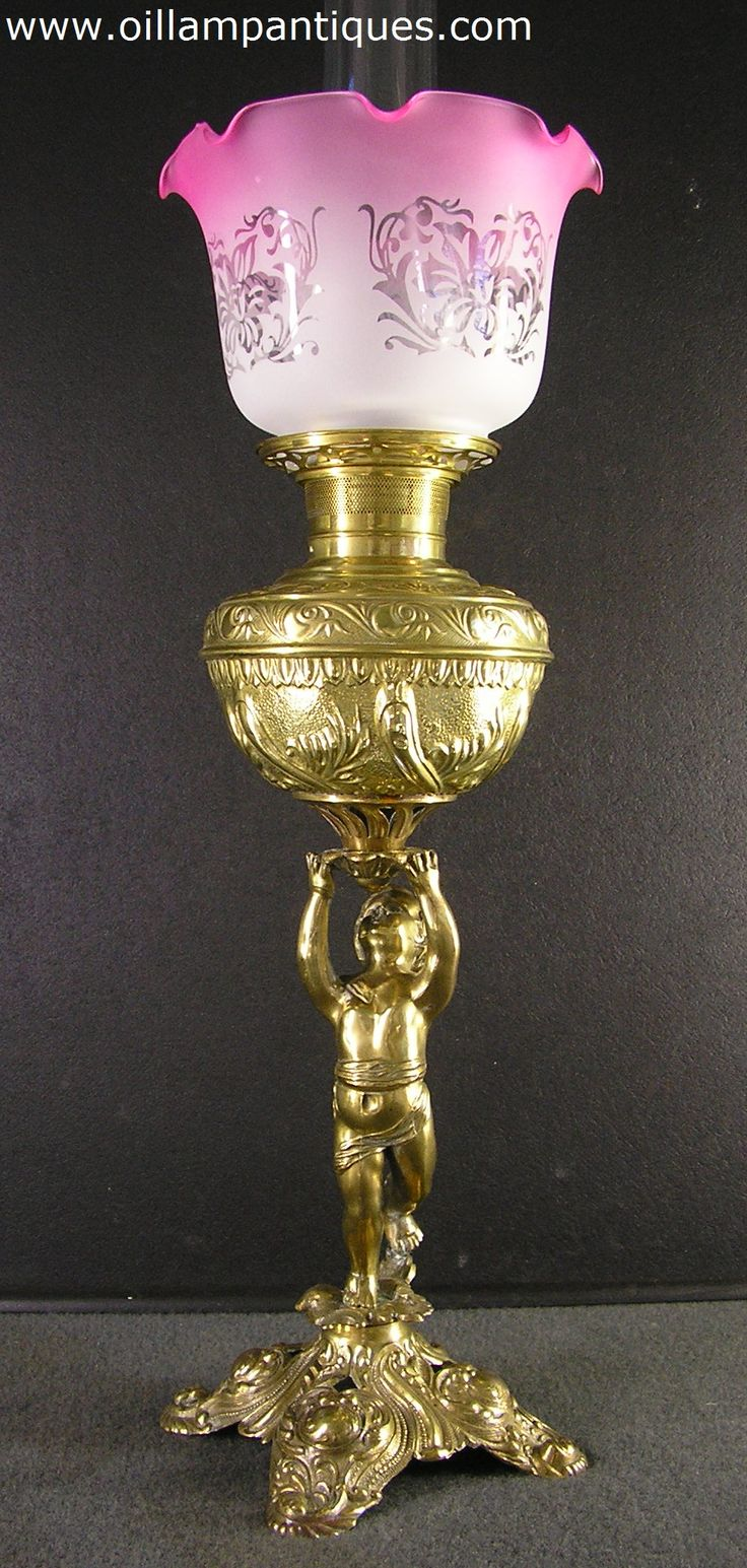 1728 best lamparas antiguas images on pinterest vintage - Lamparas antiguas ...