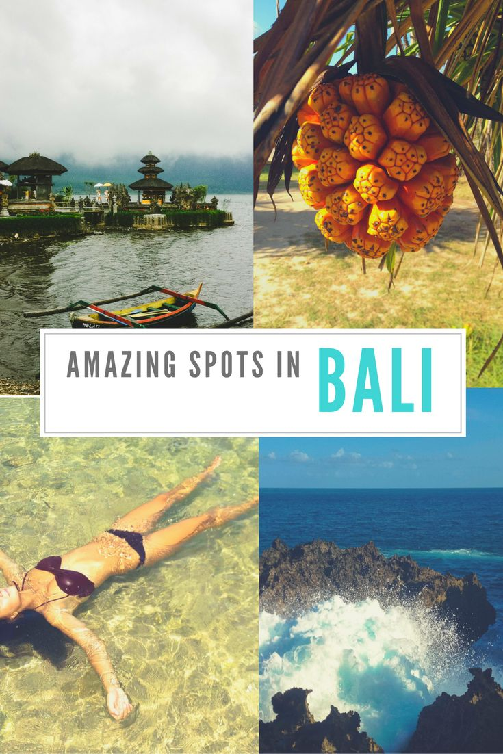 One of my favorite spots visited in Bali, the paradise island.