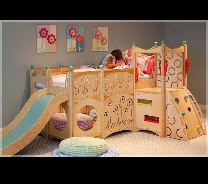 Coolest Bed Ever 45 best coolest beds ever images on pinterest | nursery, 3/4 beds