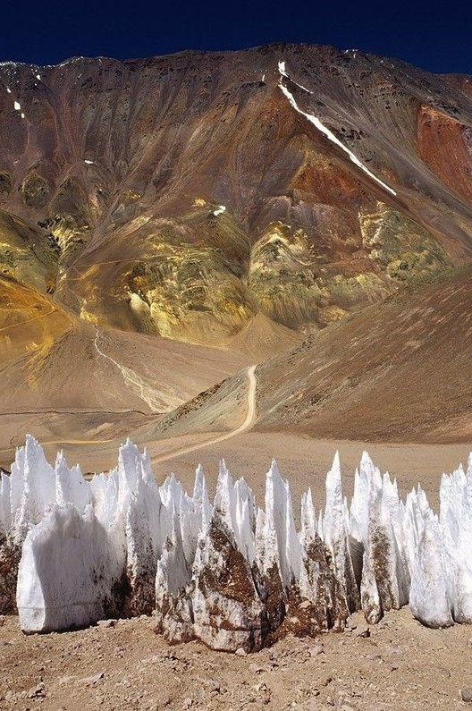 "Wow!! This place looks amazing!! ""Paso Agua Negra | San Juan | Argentina"""
